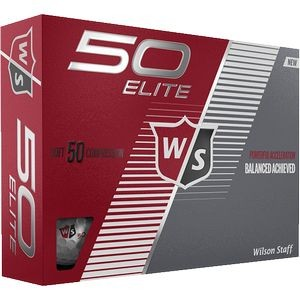 Wilson Staff® Fifty Elite Golf Ball (IN HOUSE)