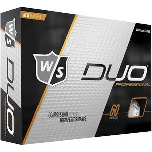 Wilson Staff® Duo® Professional Golf Ball (IN HOUSE)