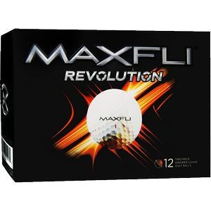 Maxfli Revolution Golf Ball (IN-HOUSE EXCLUSIVE)
